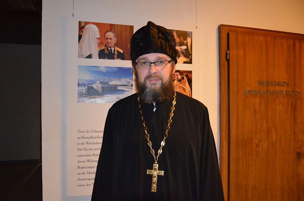 Чтобы услышать глас Божий: презентация книги Святейшего Патриарха Московского и всея Руси Кирилла в Берлине