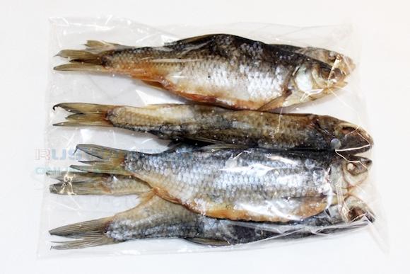 Зараженная ботулизмом рыба в русских магазинах!