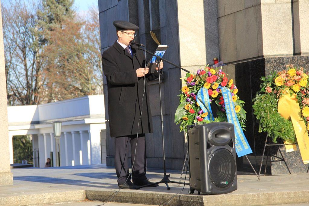День Неизвестного Солдата в Берлине. Фоторепортаж