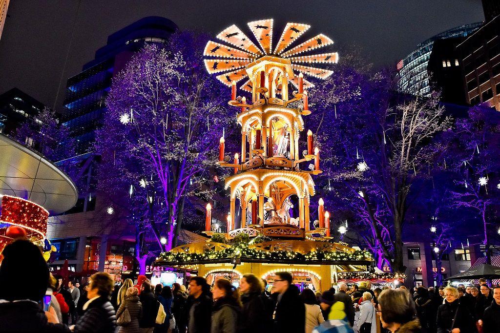 Рождественские ярмарки Берлина
