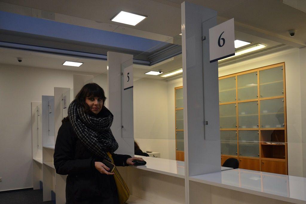 Официальное открытие российского визового центра в Берлине