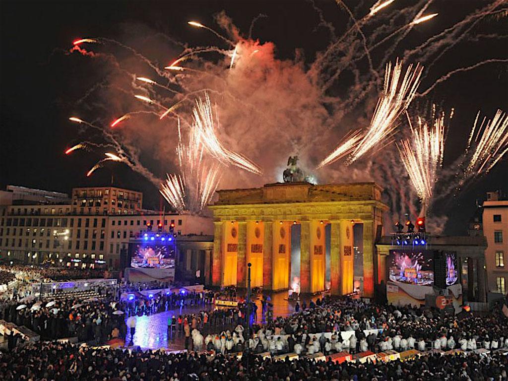 Новый год по-немецки