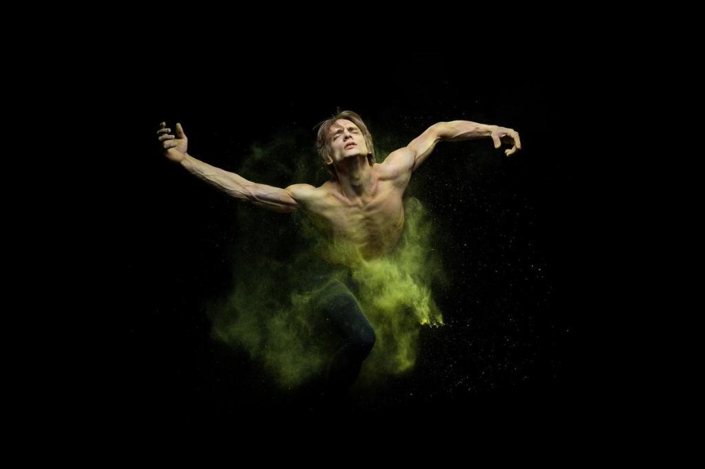 Александр Абдукаримов: за кулисами большого балета