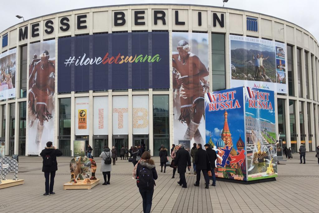 В Берлине проходит международная туристическая ярмарка  ITB Berlin 2017