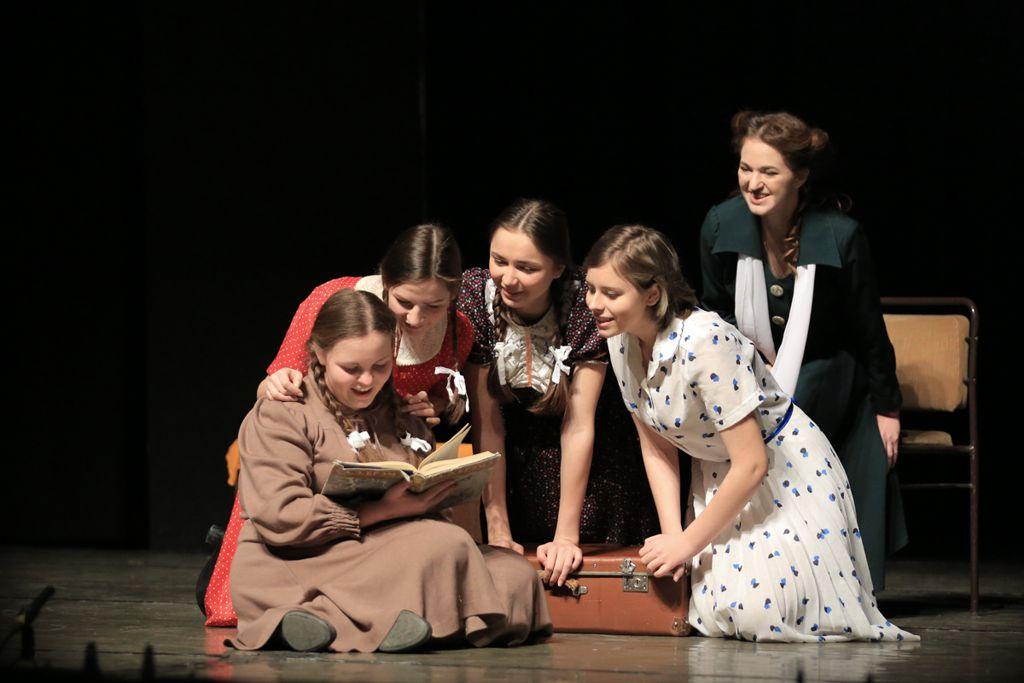 «Золотой Ключик»: театральный конкурс в Берлине