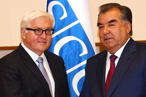 Потенциал отношений между Таджикистаном и Германией огромен
