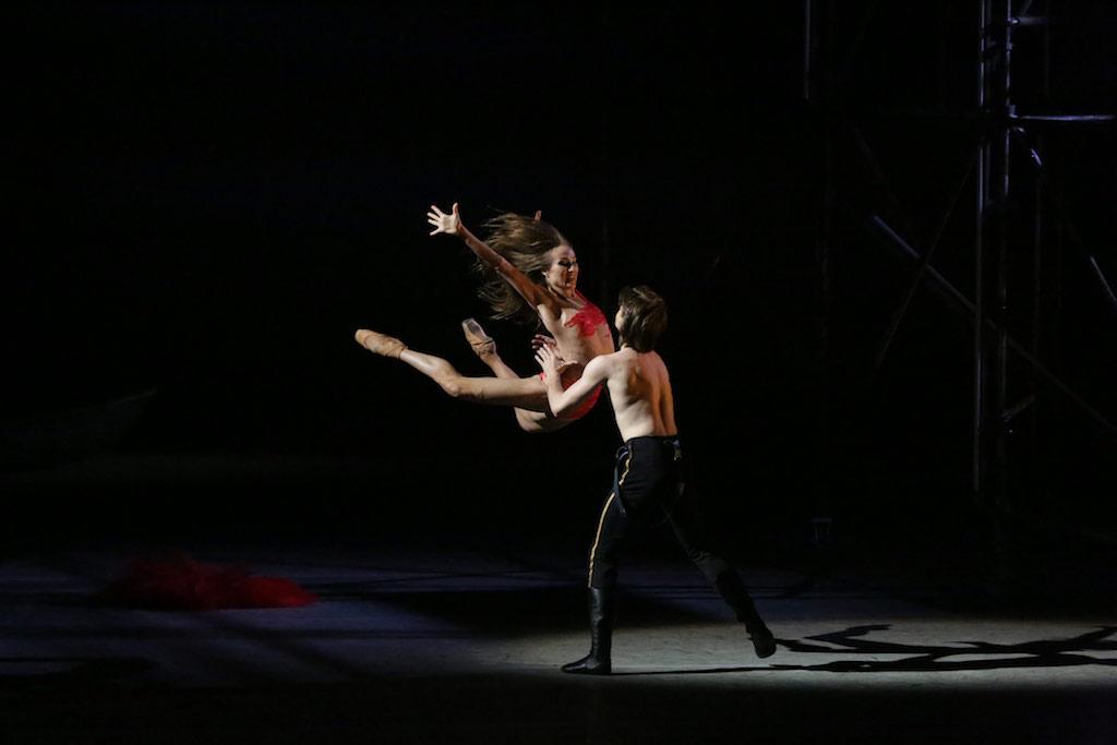 Герои Лермонтова на пуантах: розыгрыш билетов на трансляцию балета Большого театра