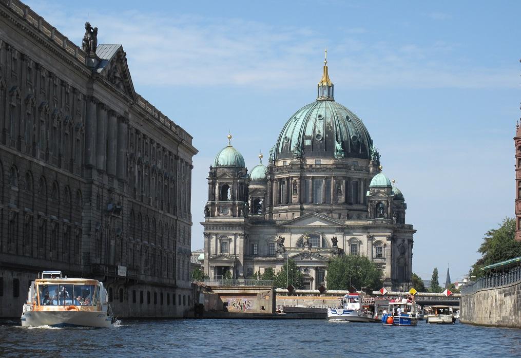 Отдых на воде: пять лучших рекомендаций в Берлине