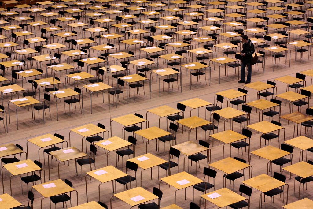 Секретные материалы выпускных экзаменов