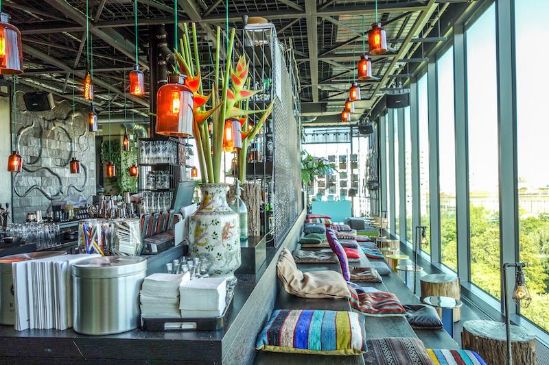 Панорамные берлинские рестораны «с изюминкой»