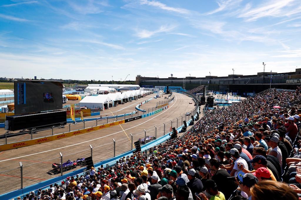 Formula E – чемпионат электромобилей-болидов