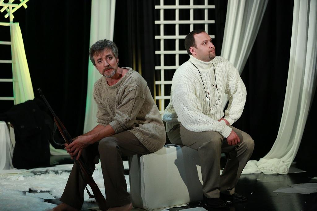 «Русская сцена» приглашает на продолжение «Чайки»