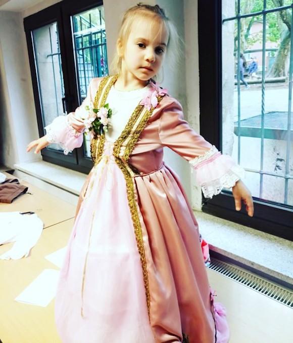 Жизнь и приключения принцессы Фике