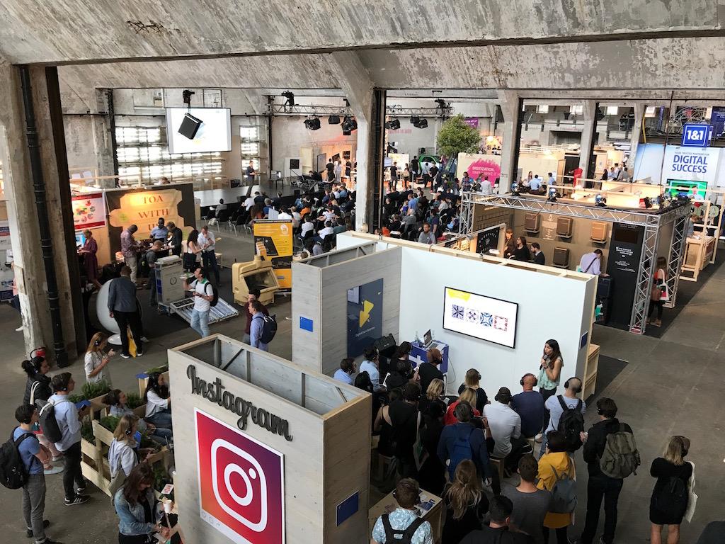 Видео репортаж с Tech Open Air 2017