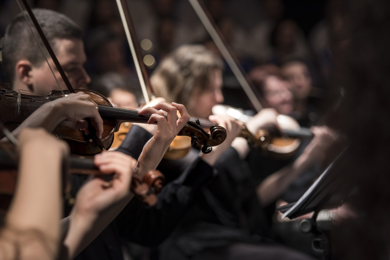 Благотворительный концерт в Русском Доме