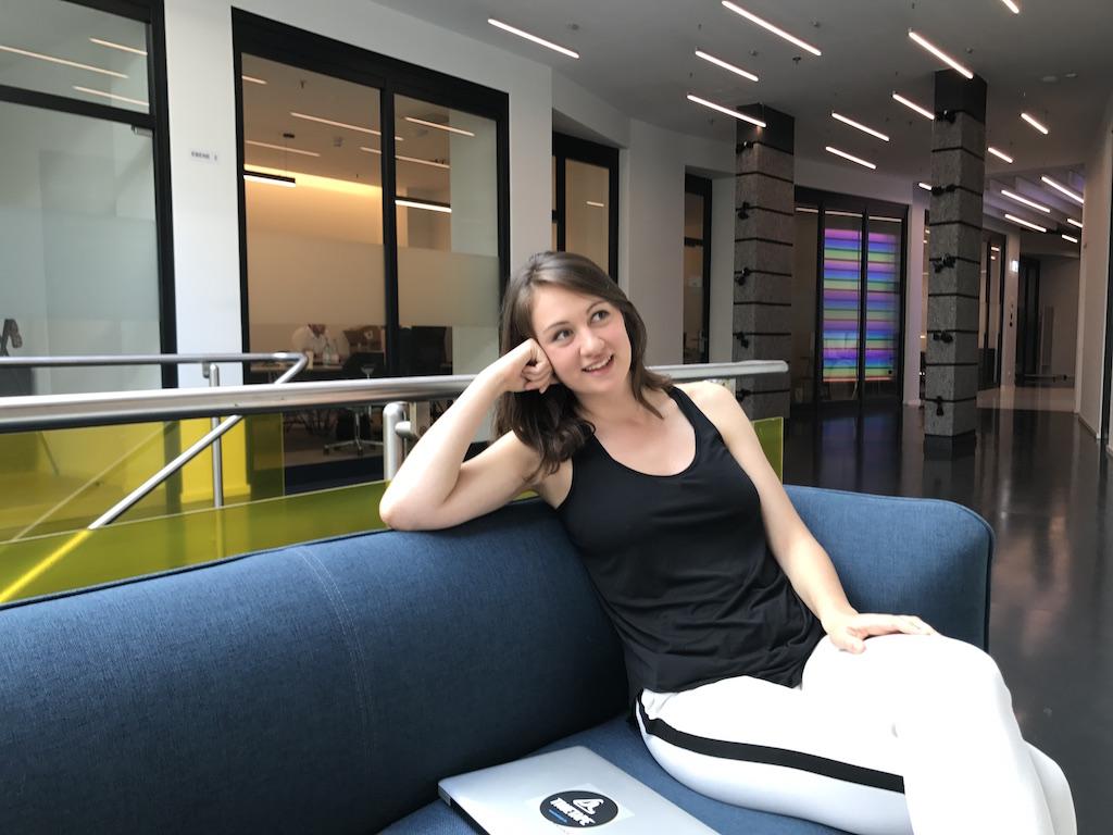 Наши на стартап-сцене. Интервью с Дарьей Марковой, основательницей коворкинга в Берлине