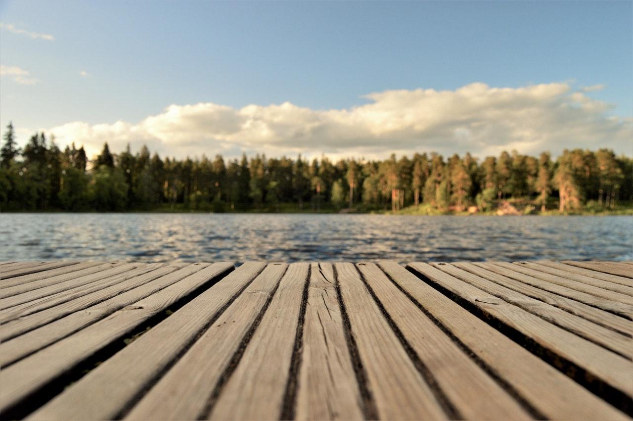 Запрет на купание в озёрах снят