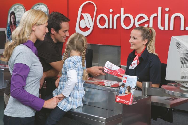 Прилетели! Авиакомпания airberlin объявила о банкротстве