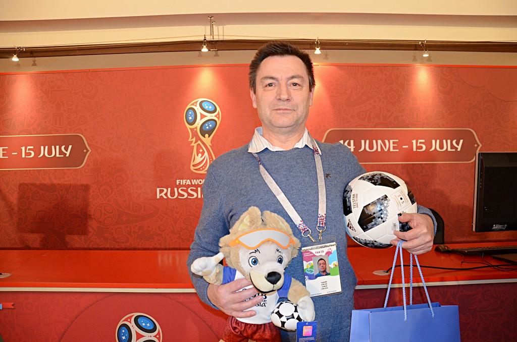 Берлин: дорога в Россию на Чемпионат мира по футболу открыта