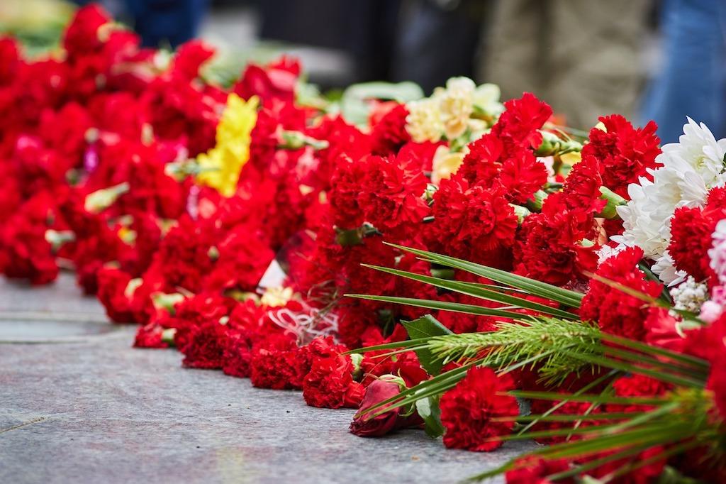 Встречаем День Победы 9 мая в Берлине…
