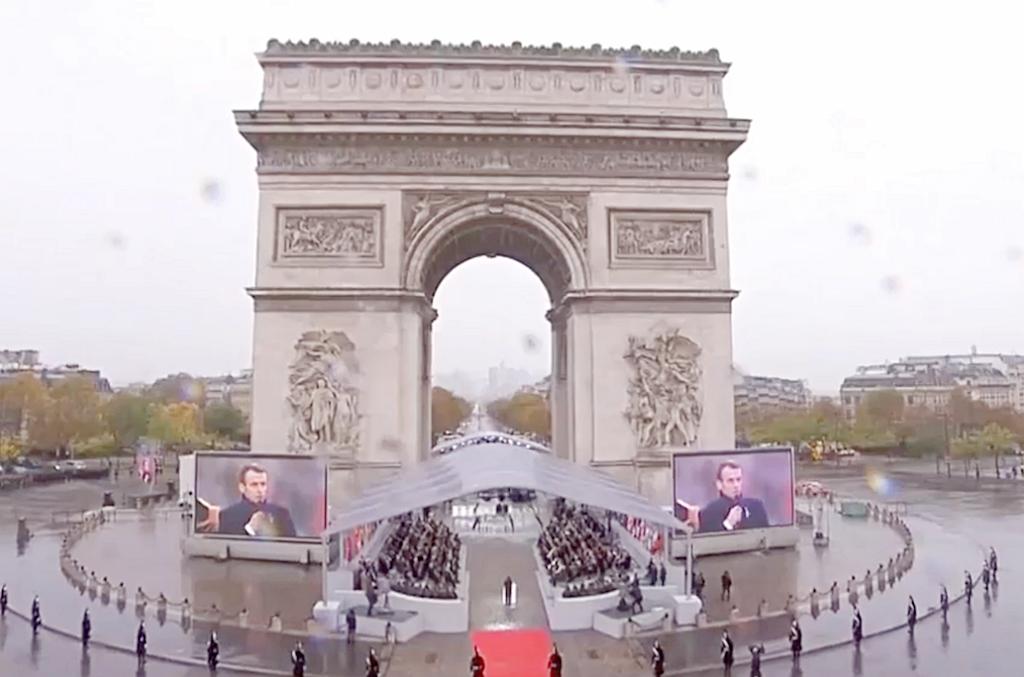Форум мира в Париже — 100-летие