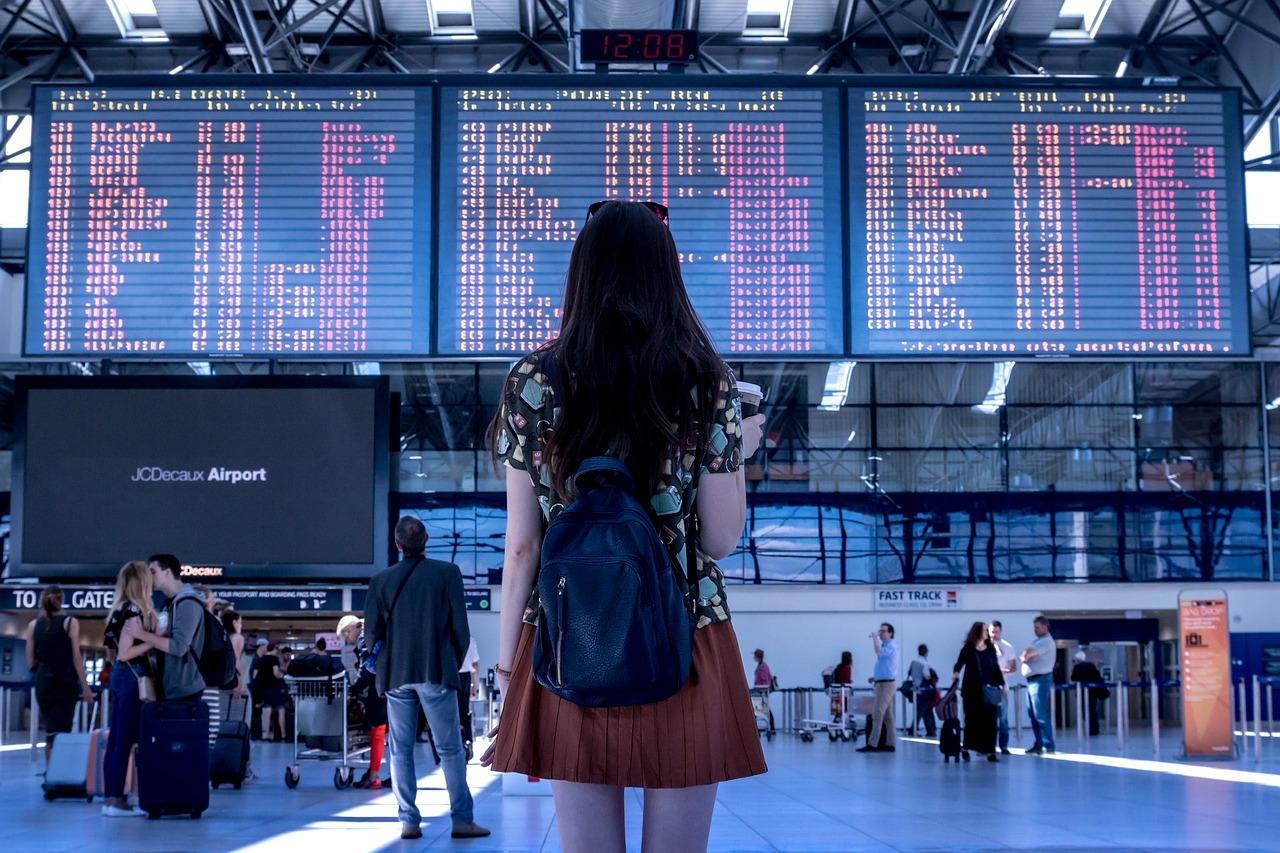 15 января – вторая волна забастовок в шести аэропортах Германии