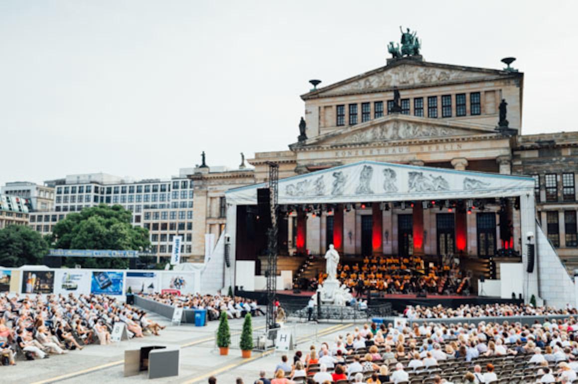 «Classic Open Air» 2019 в Берлине