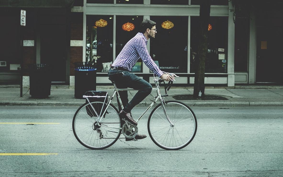 На велосипеде за … дополнительным выходным