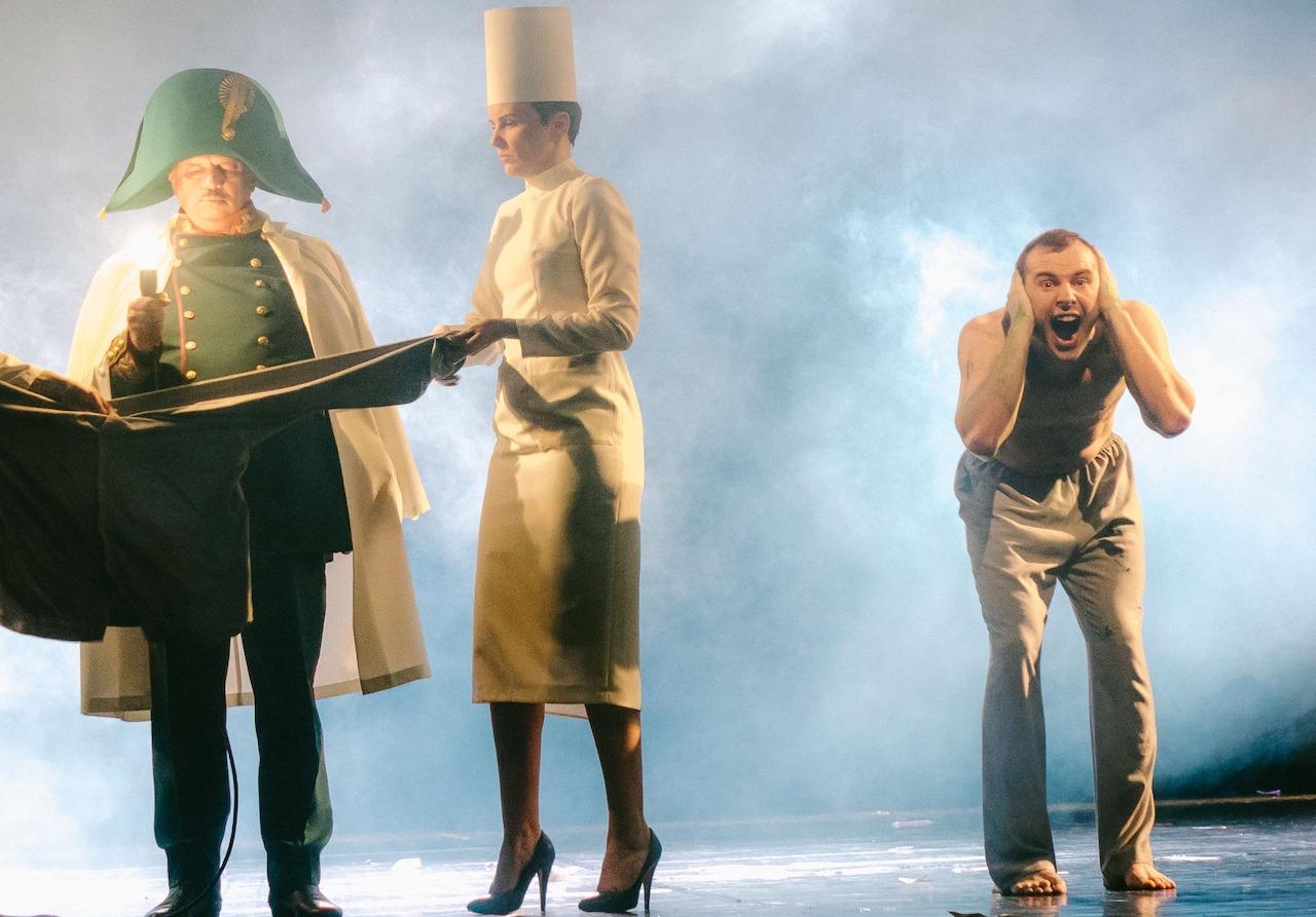Гастроли Сургутского музыкально-драматического театра в Берлине