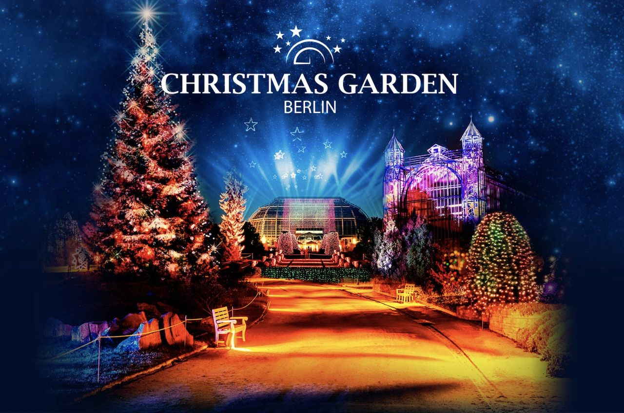 Christmas at Kew в Ботанический сад в Берлине