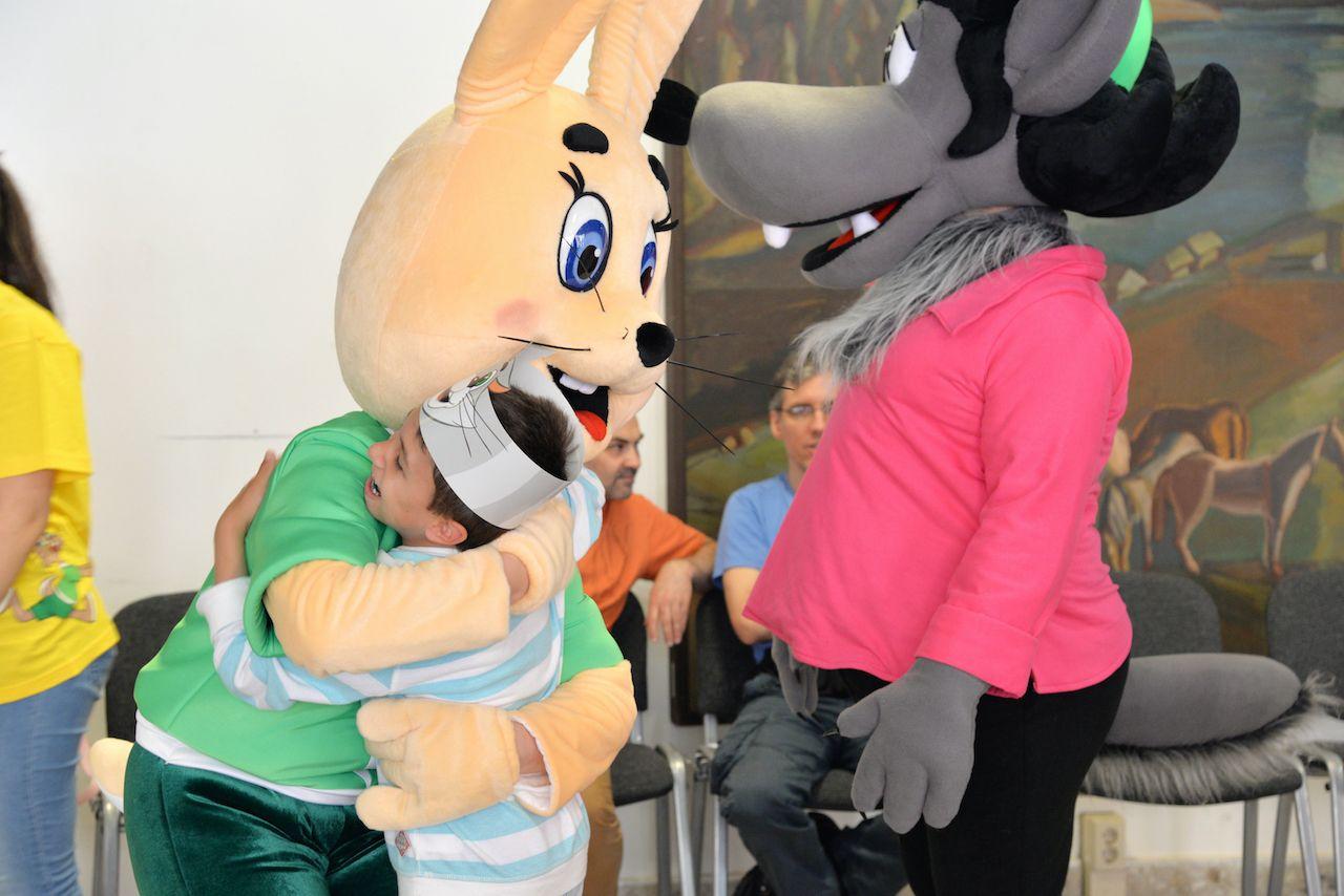 «Союзмультфильм» в Берлине - праздник для детей. И не только для них
