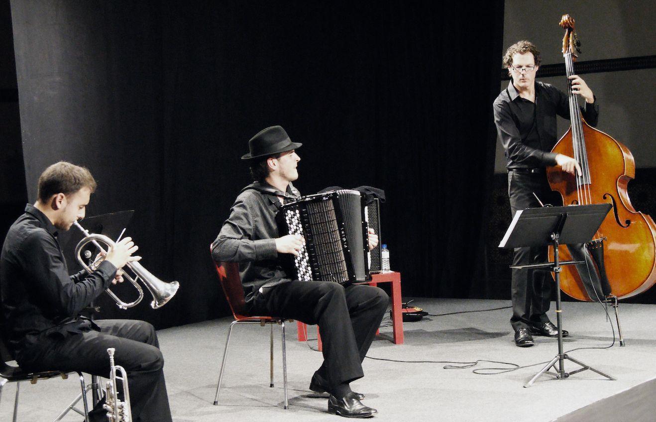 Международный фестиваль аккордеонной музыки в Берлине PHILHARMONIKA 2020