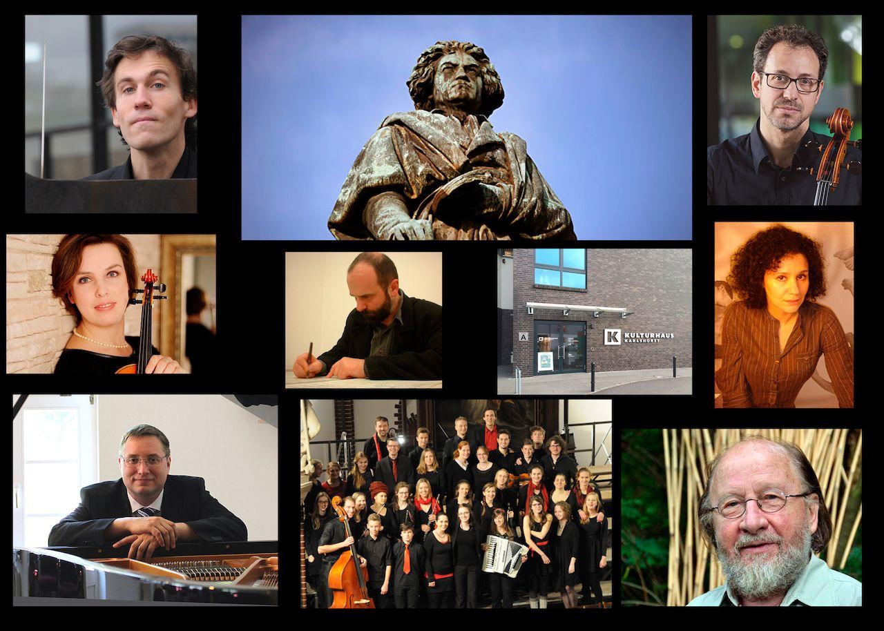 «Бетховен и современность» к 250-летнему юбилею великого немецкого композитора Людвига ван Бетховена