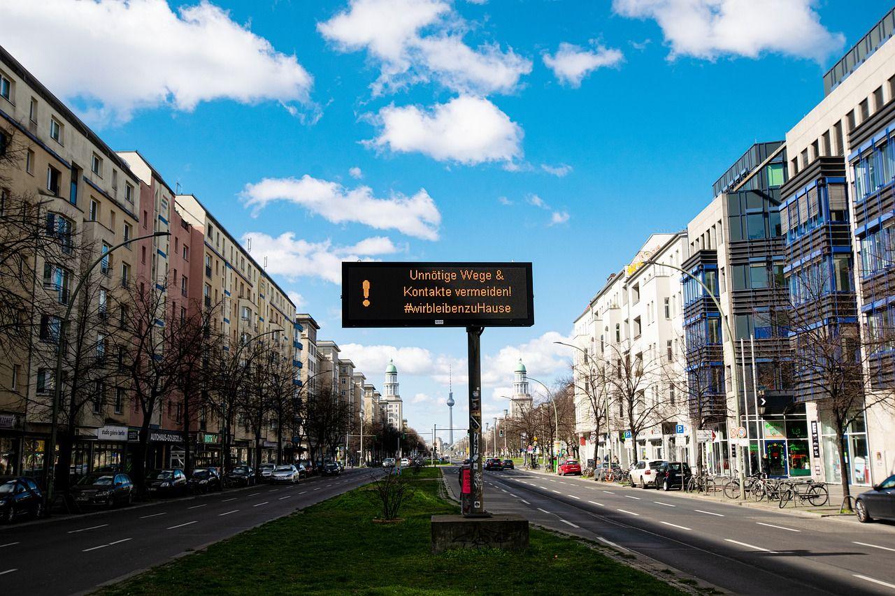 Штрафы в Берлине – реальность