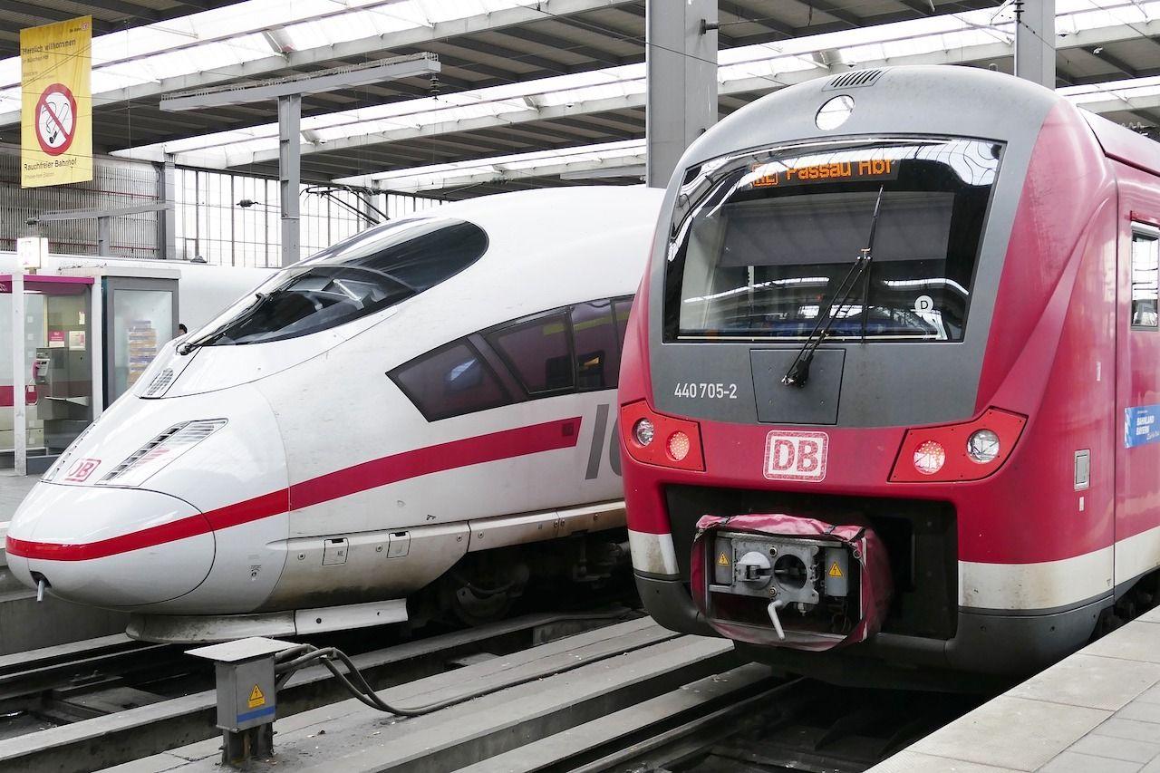 Deutsche Bahn AG (DB) расширяет зарубежные маршруты
