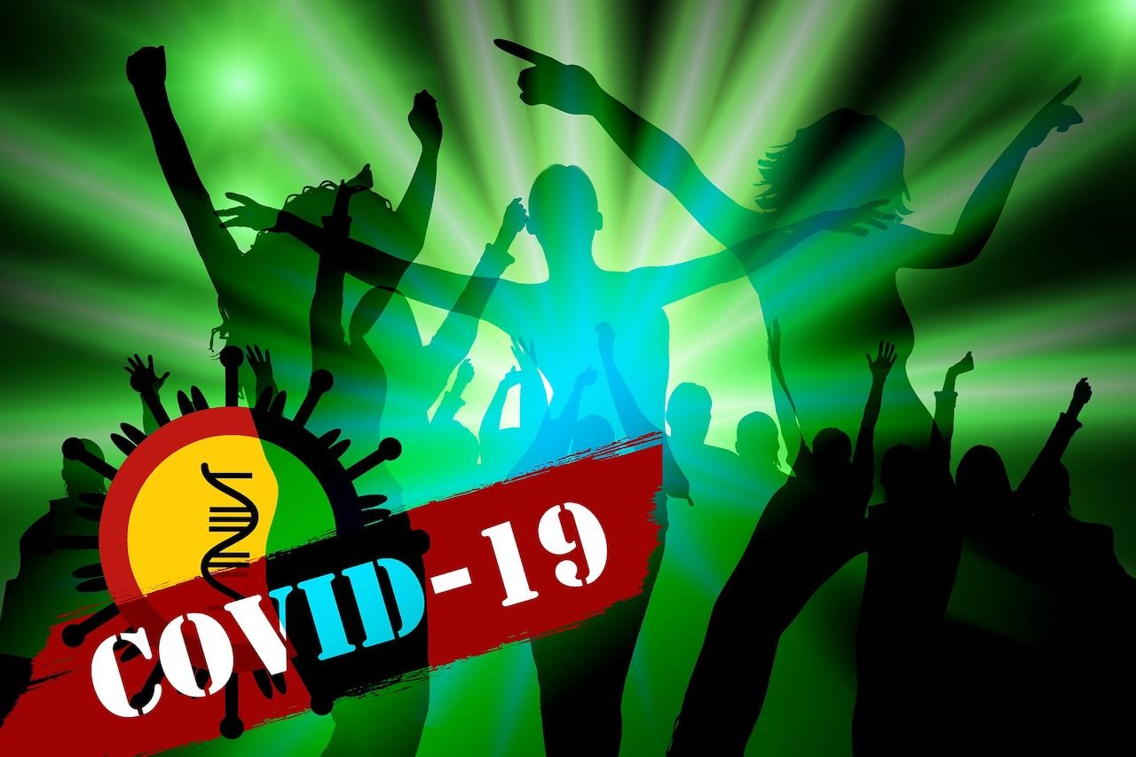 COVID 19 не щадит и молодых!