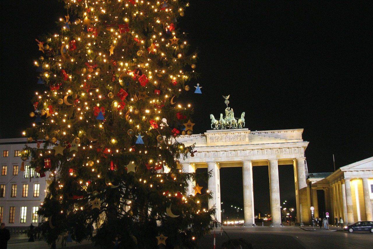 Берлин: традиция сохраняется!