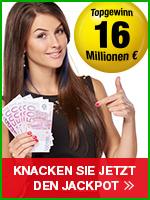 NKL-Jackpot, Millionengewinne, NKL Glücksspiel