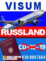 Visum nach Russland 2021 Berlin