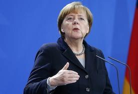 Берлин. Меркель договорилась