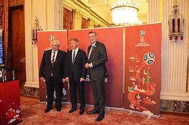 ЧМ-2018 в России. Большой футбол спасёт мир