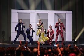 Евровидение-2018: Вся надежда на плечах Шульте