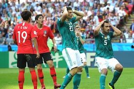 Машина поломалась или провал немецкой сборной на ЧМ-2018