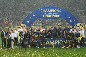 ЧМ-2018: финал футбольной «сказки»