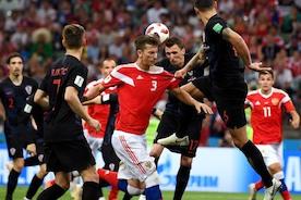 Сборная России вышла на дембель (Хорватия в полуфинале)