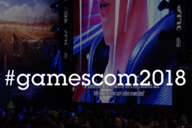 Gamescom 2018 - «Вся жизнь игра»…
