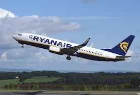 Крупнейшая забастовка Ryanair в Европе