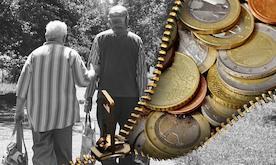 Немецкие пенсионеры предпочитают жить заграницей
