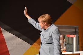 Цугцванг Ангелы Меркель после поражения в Гессене