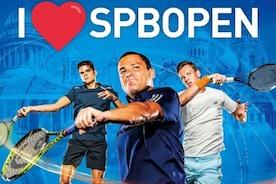 РДНК: открытие выставки «I love SPb Open»
